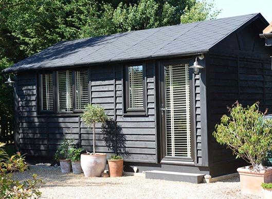 Suffolk Barn Garden Room
