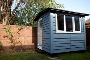 cheap garden office - Suffolk Barn
