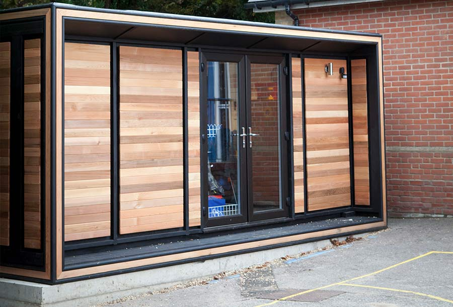 Quality modular building - Ultra studio office