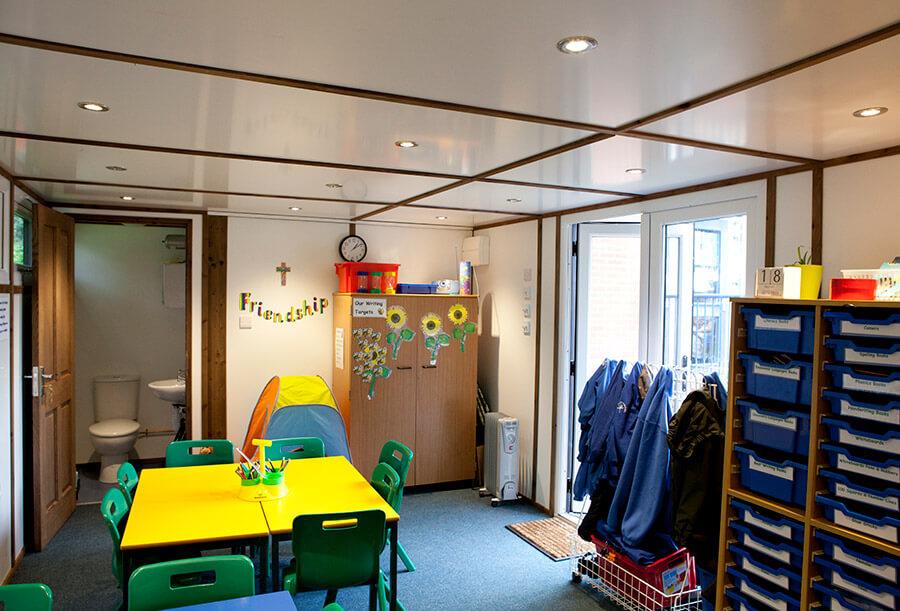 Studio office - the new classroom