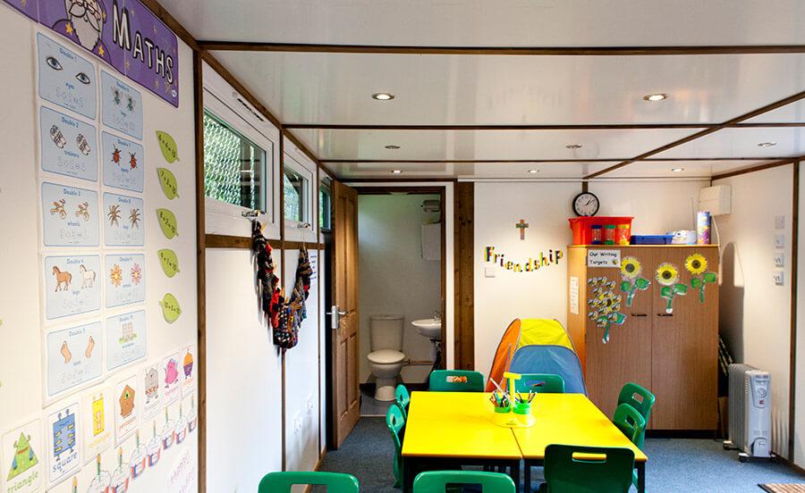 School classroom – Ultra range