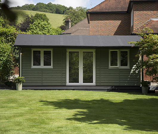 Garden Rooms available across the UK