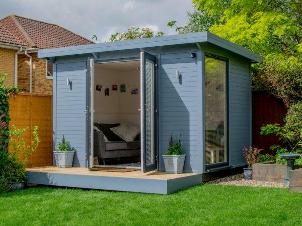 The Belle Range - Chic Garden Offices & Stylish Rooms | Smart Garden ...