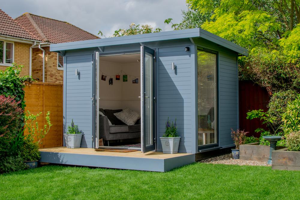 Contemporary Garden Rooms Our Garden Office Ranges