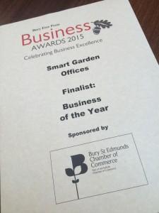 Bury Free Press- Awards Finalist