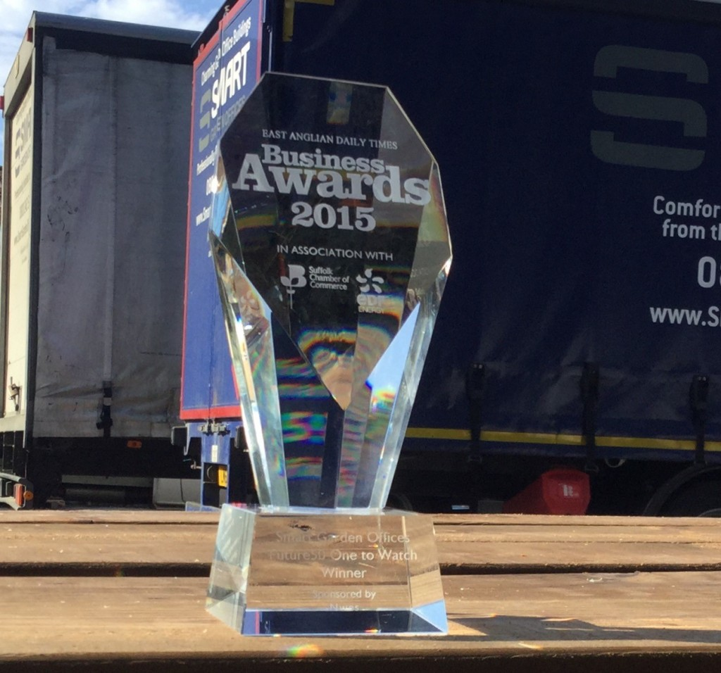 Future50 One-to-Watch Business Award