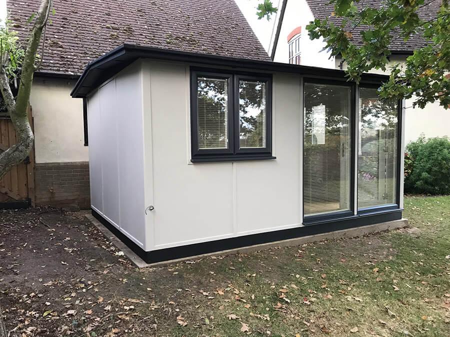 Garden rooms – outdoor office space