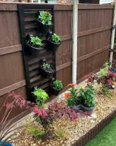 A living wall example