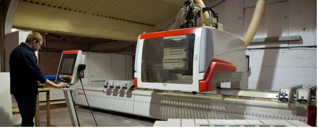 CAD Technology in Factory