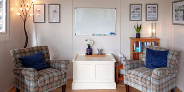 Psychotherapist Room