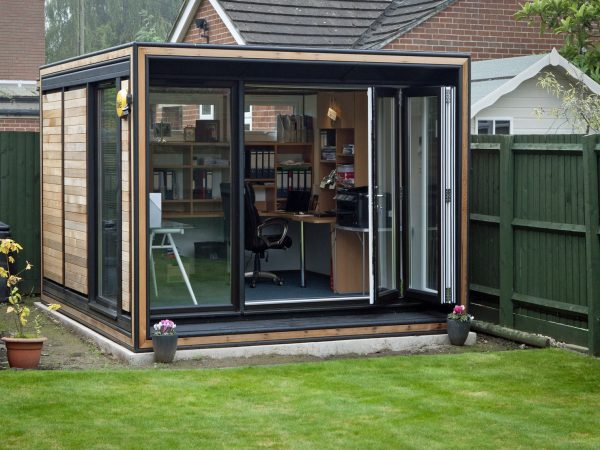Smart garden offices the solo ultra for The garden office