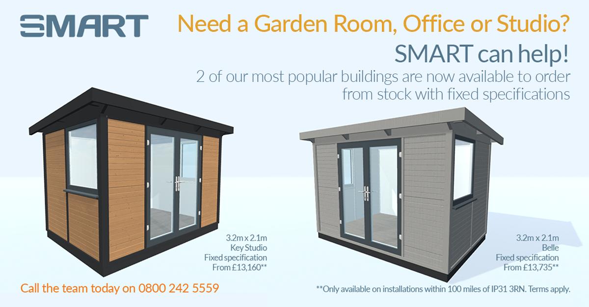 Garden Room Offers