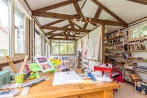 Arts and Crafts Garden Room