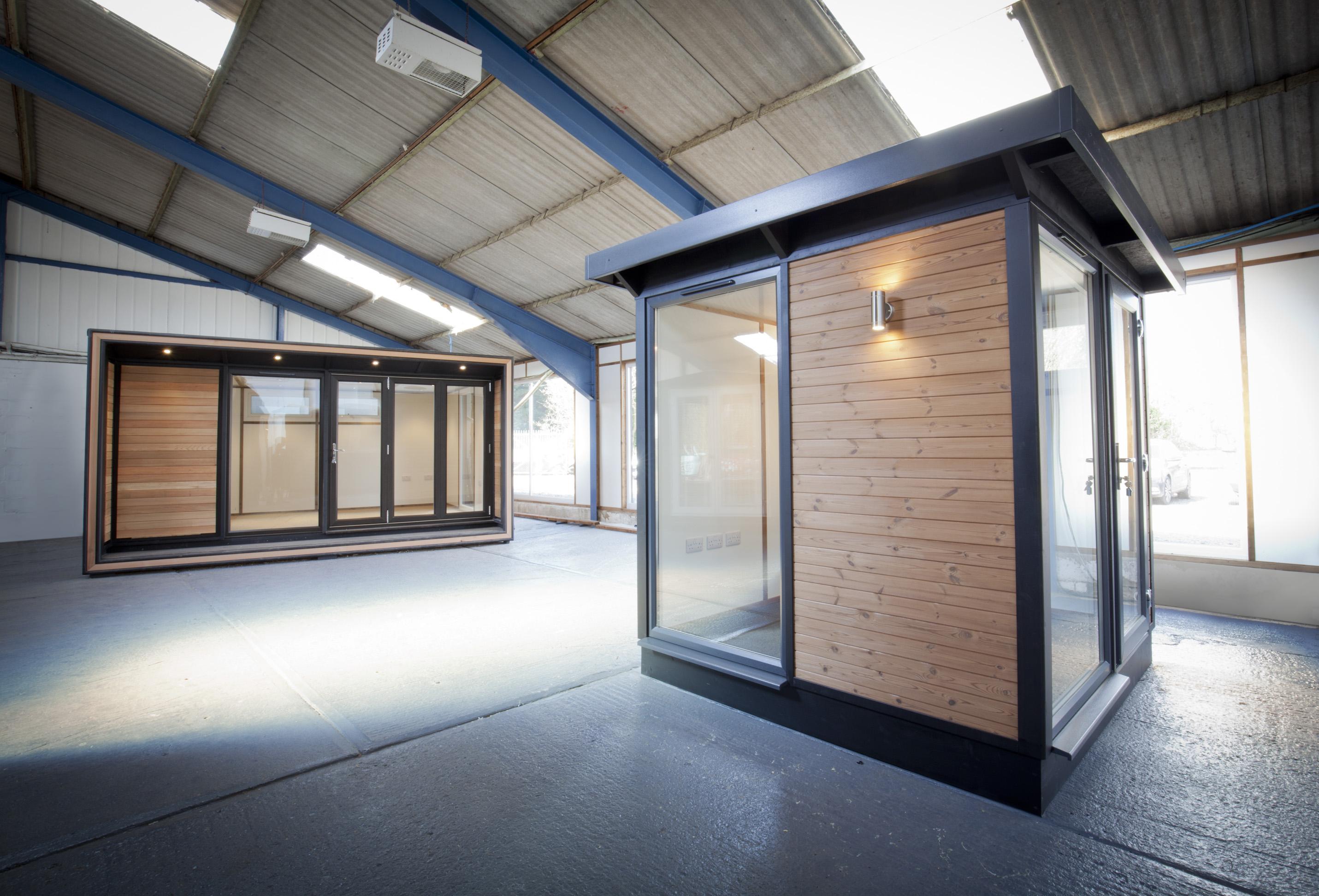 Key Studio at the Smart showroom
