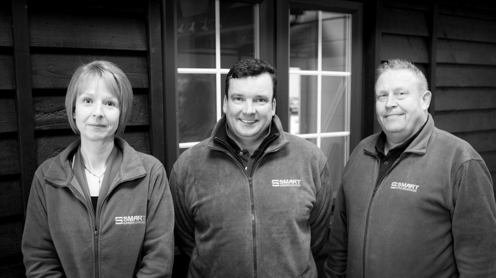 Smart Garden Offices - Debi Knott, Charlie Dalton, Tony Graves