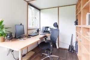 Beautiful garden rooms - changing work patterns