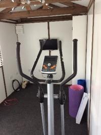 Tranquil office - garden gyms UK