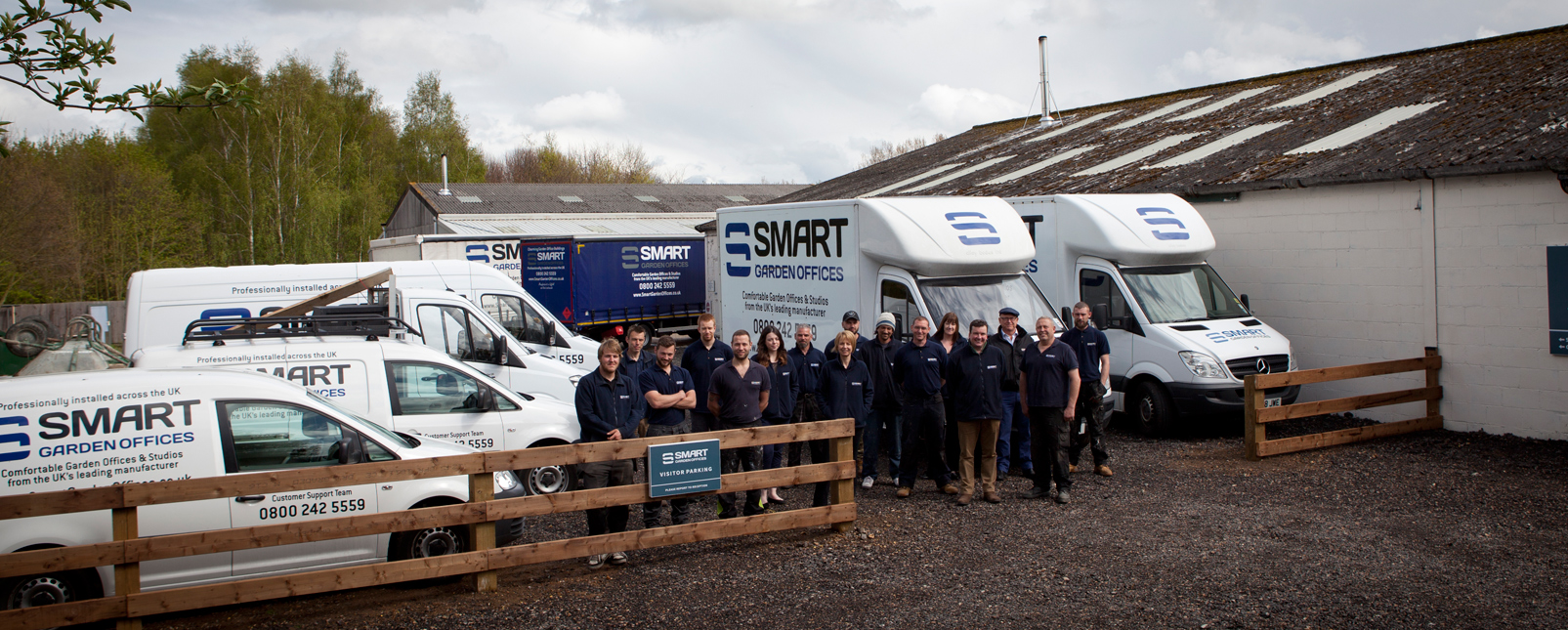 Smart Garden Office Team