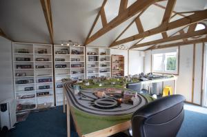 Train Hobby Room