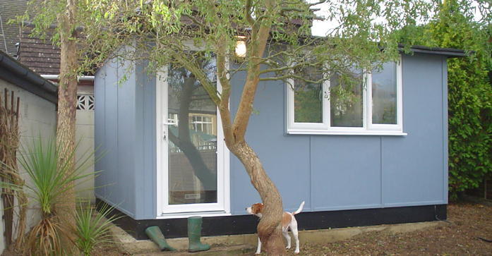 Garden offices south east garden rooms hertfordshire Garden office kent