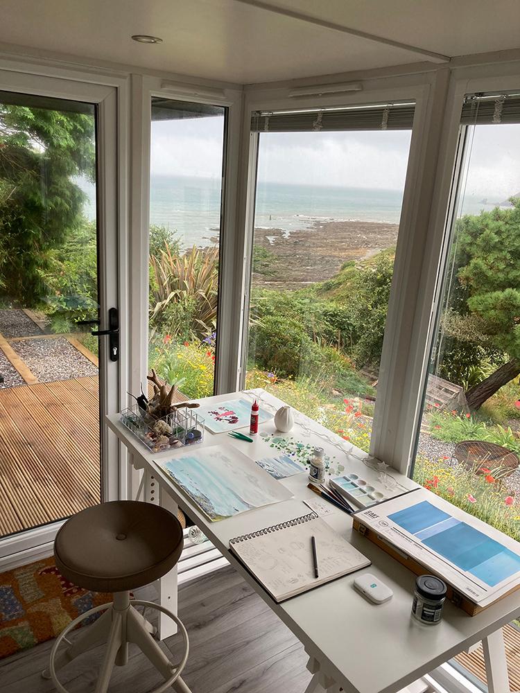 Garden Hobby Art Studio