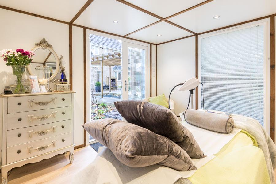 Cosmetology Room Interior