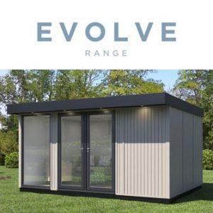 Evolve Garden Offices