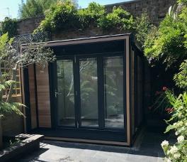 SMART Garden Office Exterior