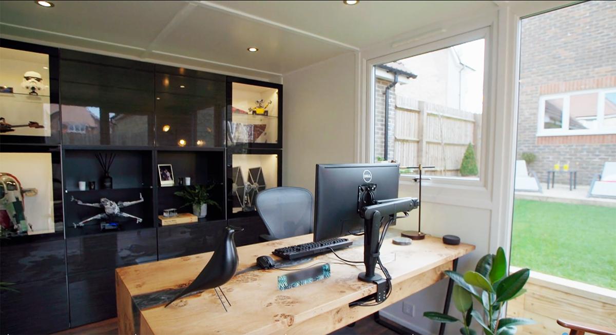SMART Garden Office Interior