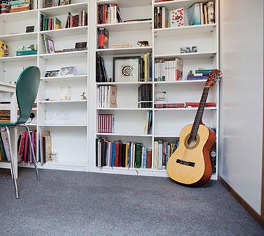 Garden Music Room