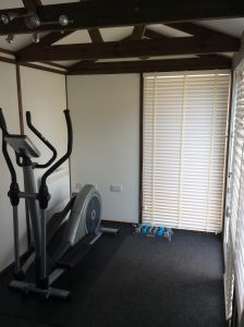 SMART Garden Room Home Gym