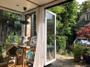 She sheds - garden rooms London