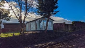 Garden Rooms London - Suffolk Barn