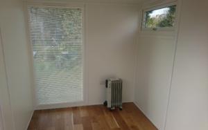 Contemporary garden room - garden office