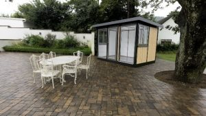 affordable garden office - Key stock line