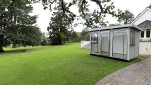 affordable garden office - Belle stock line