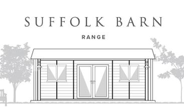 The Suffolk Barn Garden Office Range from £5,880